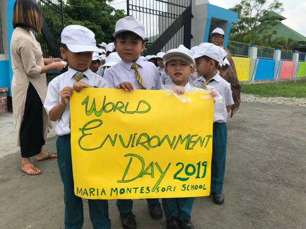 World Environment Day 2019, Celebration